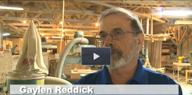 The Orlando Sentinel gets a private look into Florida Millworks & Church Furniture