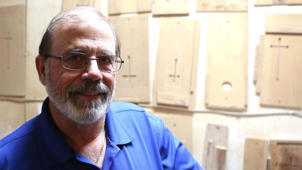 Gaylen Reddick, Florida Millworks & Church Furniture